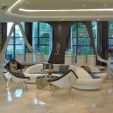 贵州玻璃钢高档休闲家具