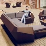 云南玻璃钢组合休闲家具