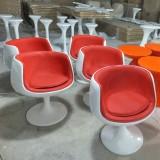 河北玻璃钢红酒杯造型休闲椅