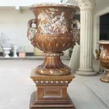 重庆玻璃钢装饰花瓶