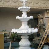 贵州广场玻璃钢景观喷泉花盆