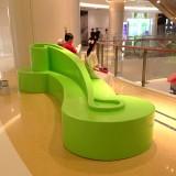 四川玻璃钢时尚座椅