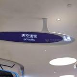 福建商场楼层玻璃钢导视牌指引购物更便捷