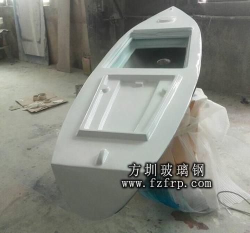 胶衣在玻璃钢游船施工中可能存在的问题