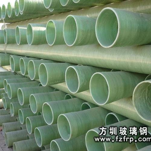 玻璃钢管道生产工艺性能及缺点