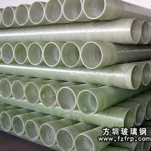 国内玻璃钢管道发展现状分析
