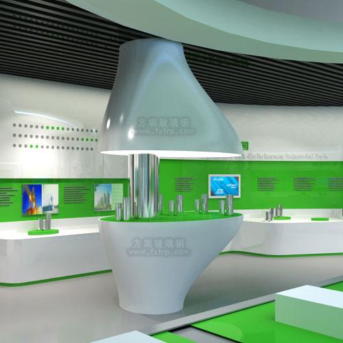 玻璃钢装饰灯罩外壳效果图