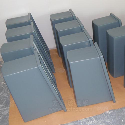 玻璃钢天线外罩工厂生产图