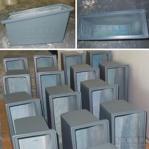 方圳玻璃钢天线外罩生产图