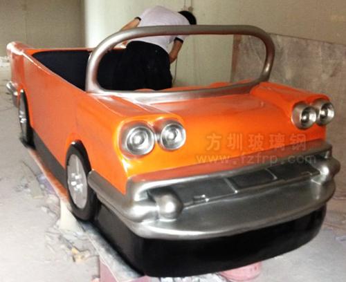 玻璃钢老爷车模型