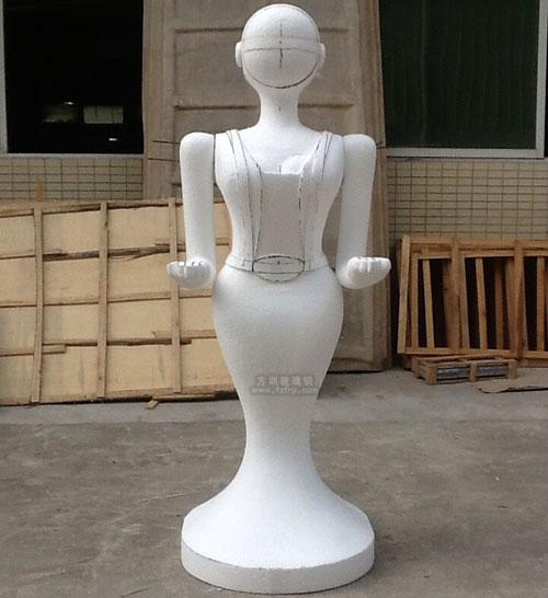 送餐机器人外壳工厂泡沫模制作
