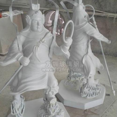玻璃钢哪吒人物模型