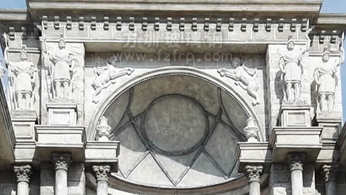 北京玻璃钢装饰构件定制