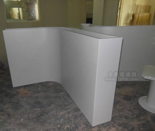 苏州家具公司定制方圳玻璃钢U形花槽