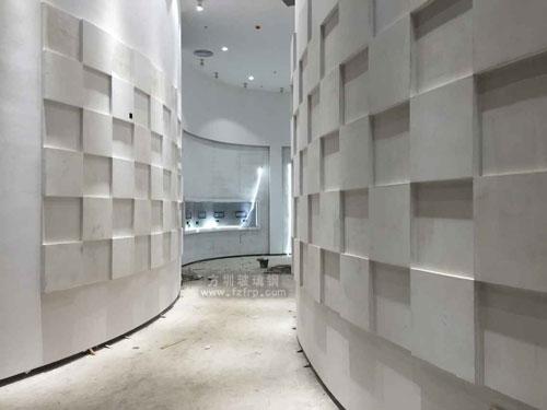 安丘玻璃钢装饰工程