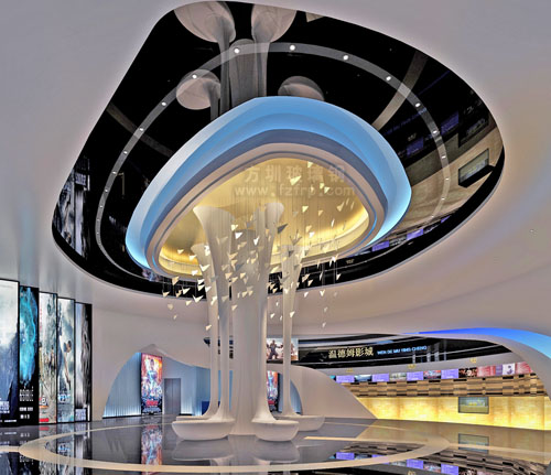山东玻璃钢造型住装饰工程