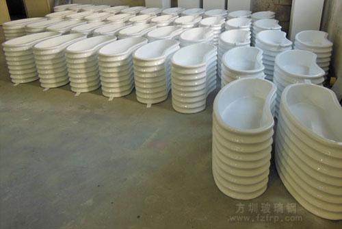 腰型创意玻璃钢花盆长沙梅溪新天地定制工厂生产图
