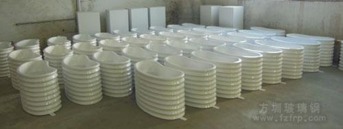 腰型创意玻璃钢花盆长沙梅溪新天地定制工厂产品展示