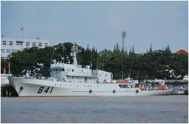 中国扫雷舰用玻璃钢材质你知道吗?