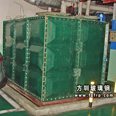 玻璃钢水箱SX-001
