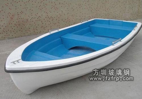 玻璃钢养殖船_钓鱼船