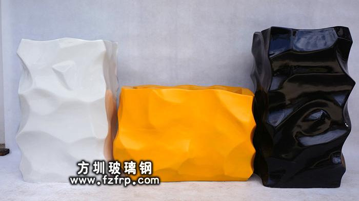 玻璃钢花盆HP-W038