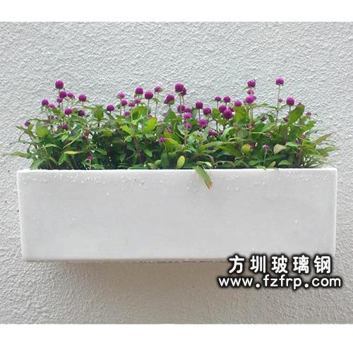 玻璃钢室内花盆HP-070-1