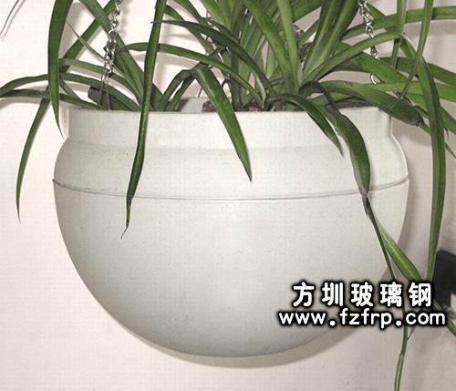玻璃钢室内花盆HP-061
