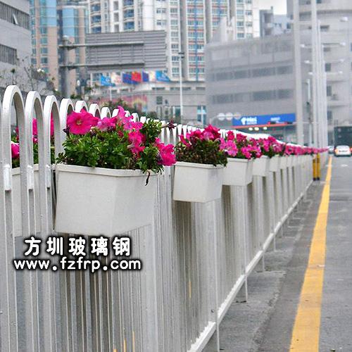 玻璃钢室内花盆HP-040-1