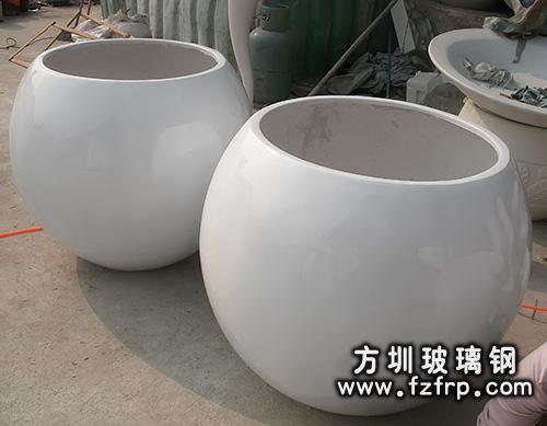 玻璃钢室内花盆HP-038