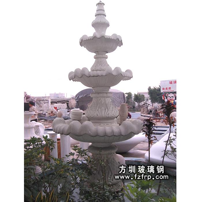HP169大型广场喷泉雕塑