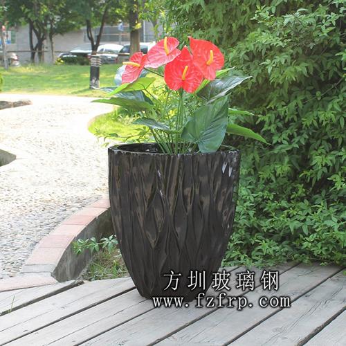 玻璃钢景观花盆