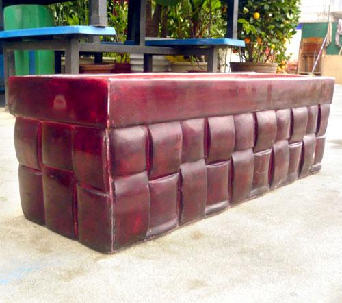 广州玻璃钢园林花箱