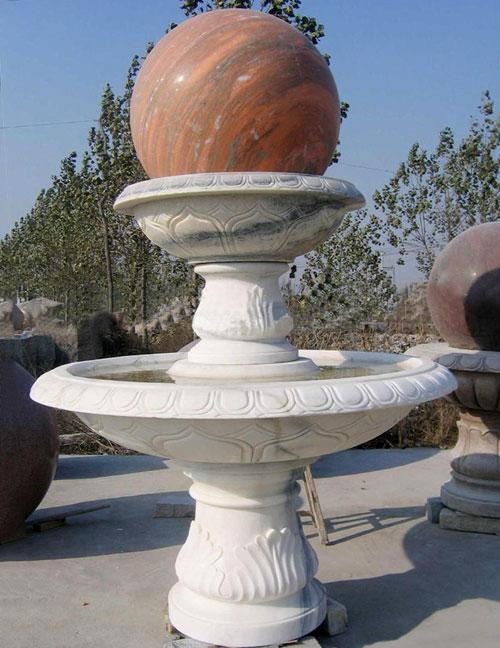 安徽玻璃钢水景喷泉花盆