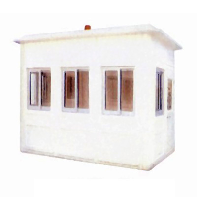 玻璃钢保安亭F082
