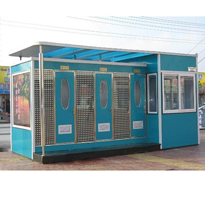 玻璃钢公厕GC-004
