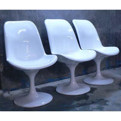 玻璃钢吧椅BY-001
