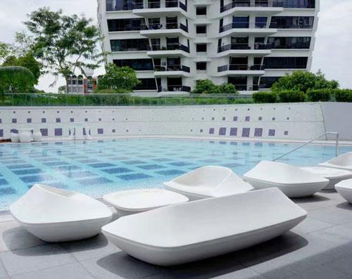 湖南玻璃钢创意组合家具