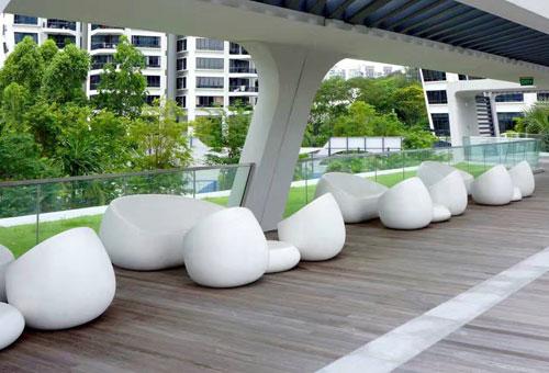 浙江玻璃钢创意休闲椅定制