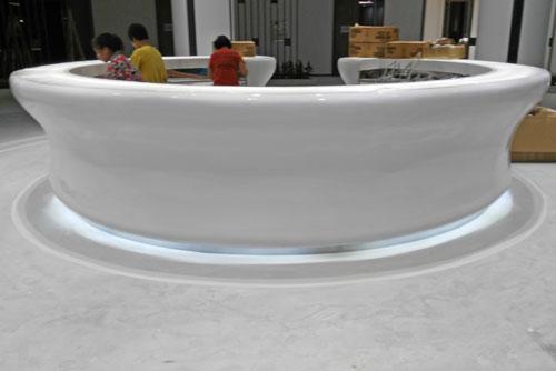广州大型玻璃钢吧台