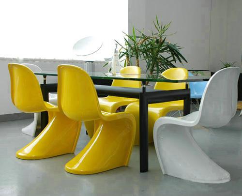 重庆玻璃钢潘东椅定制
