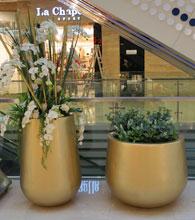 深圳环境绿化大口径玻璃钢花盆
