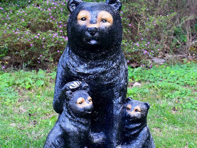 黑龙江玻璃钢动物雕塑