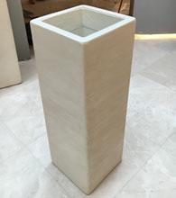 佛山中海环宇城玻璃钢花缸表面细节图